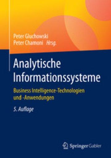 eBook Analytische Informationssysteme Cover