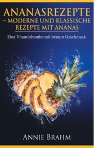 eBook Ananasrezepte Cover