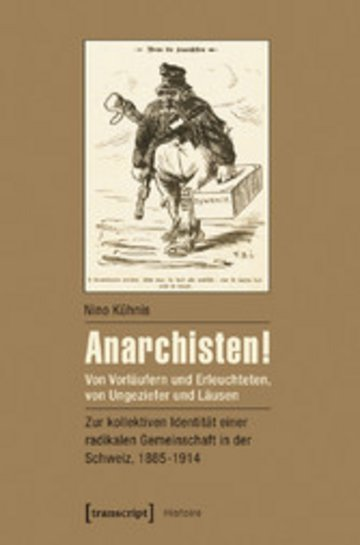 eBook Anarchisten! Cover