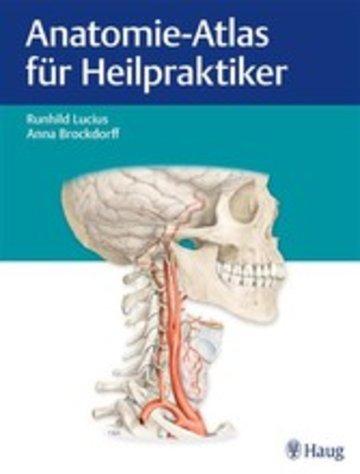 eBook Anatomie-Atlas für Heilpraktiker Cover