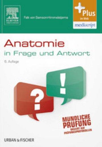 eBook Anatomie in Frage und Antwort Cover