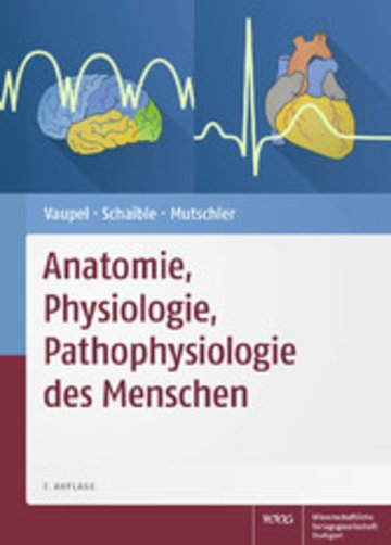 eBook Anatomie, Physiologie, Pathophysiologie des Menschen Cover
