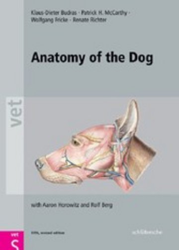 eBook Anatomy of the Dog Cover