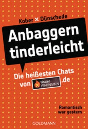 eBook Anbaggern tinderleicht Cover