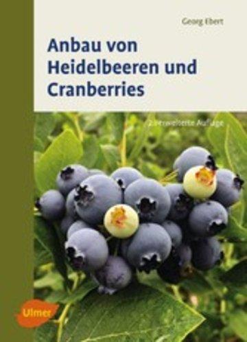 eBook Anbau von Heidelbeeren und Cranberries Cover