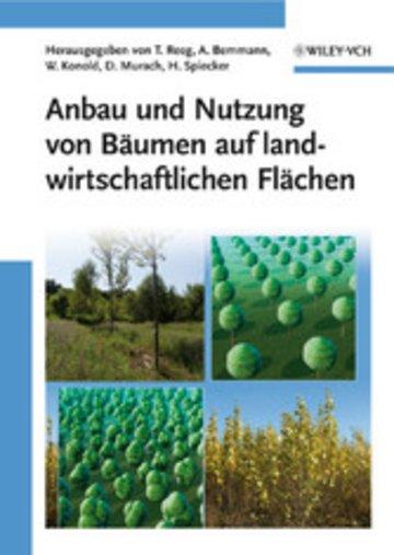 eBook Anbau und Nutzung von Bäumen auf landwirtschaftlichen Flächen Cover