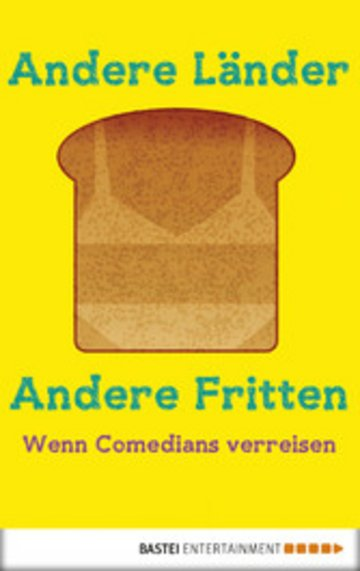 eBook Andere Länder, andere Fritten Cover