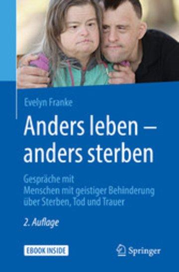 eBook Anders leben - anders sterben Cover