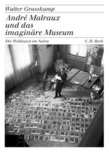 eBook André Malraux und das imaginäre Museum Cover