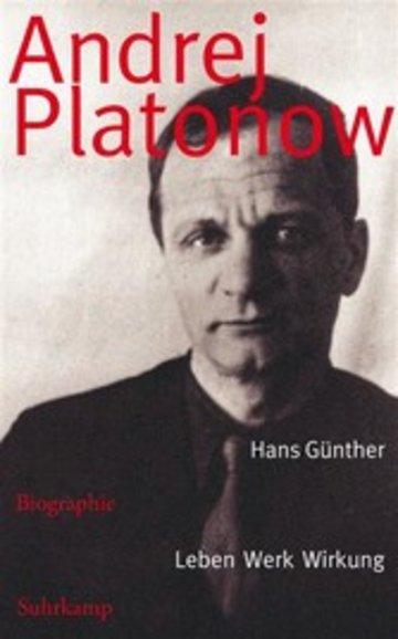 eBook Andrej Platonow Cover