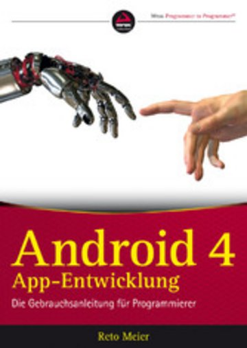 eBook Android 4 App-Entwicklung Cover