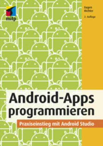 eBook Android-Apps programmieren Cover