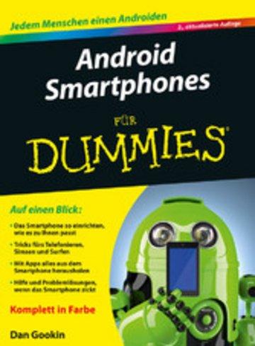 eBook Android Smartphones für Dummies Cover