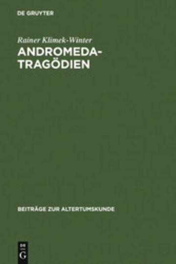 eBook Andromedatragödien Cover