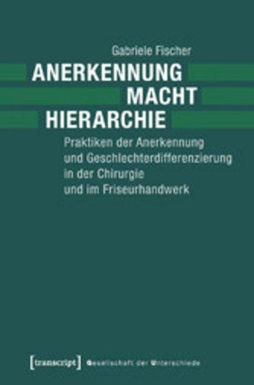 eBook Anerkennung - Macht - Hierarchie Cover