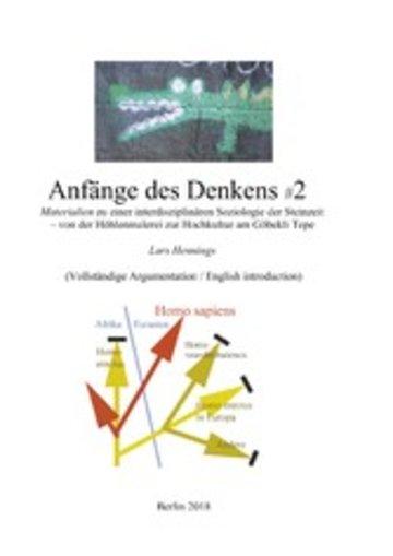 eBook Anfänge des Denkens #2 Cover