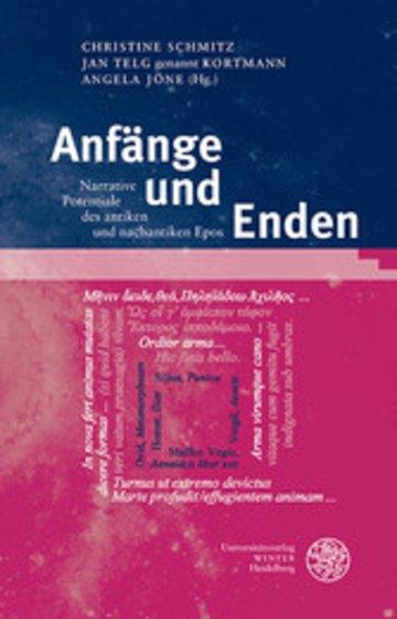 eBook Anfänge und Enden Cover