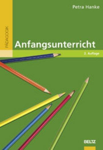 eBook Anfangsunterricht Cover