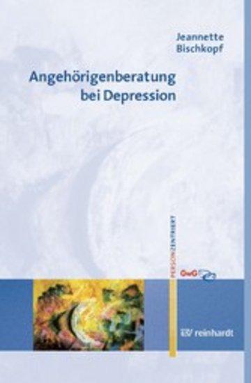 eBook Angehörigenberatung bei Depression Cover