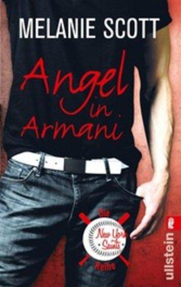 eBook Angel in Armani Cover