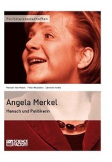 eBook Angela Merkel. Mensch und Politikerin Cover