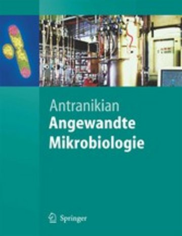 eBook Angewandte Mikrobiologie Cover