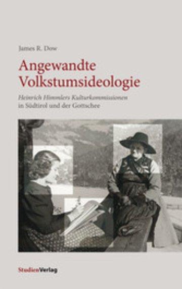 eBook Angewandte Volkstumsideologie Cover