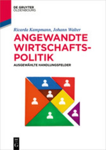 eBook Angewandte Wirtschaftspolitik Cover