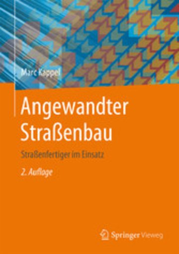 eBook Angewandter Straßenbau Cover