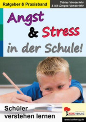 eBook Angst & Stress in der Schule Cover