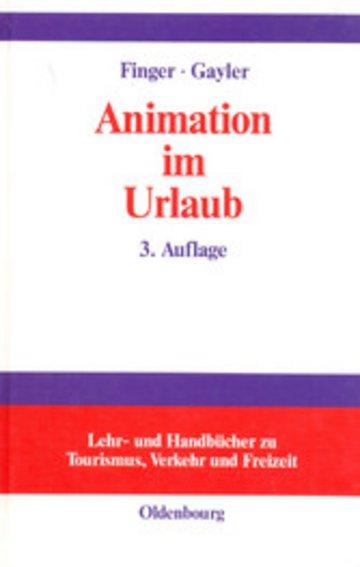 eBook Animation im Urlaub Cover
