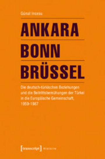 eBook Ankara - Bonn - Brüssel Cover