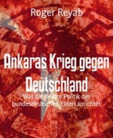 eBook Ankaras Krieg gegen Deutschland Cover