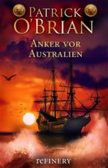 eBook Anker vor Australien Cover