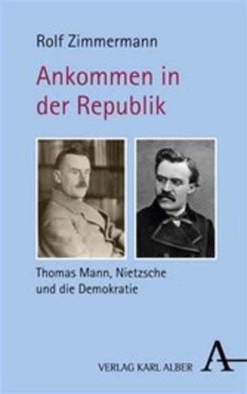 eBook Ankommen in der Republik Cover