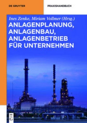 eBook Anlagenplanung, Anlagenbau, Anlagenbetrieb für Unternehmen Cover