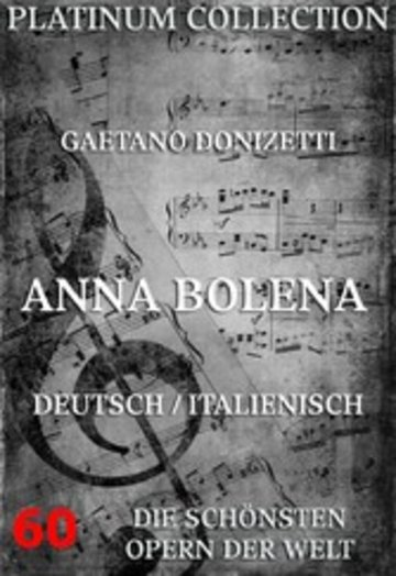 eBook Anna Bolena Cover