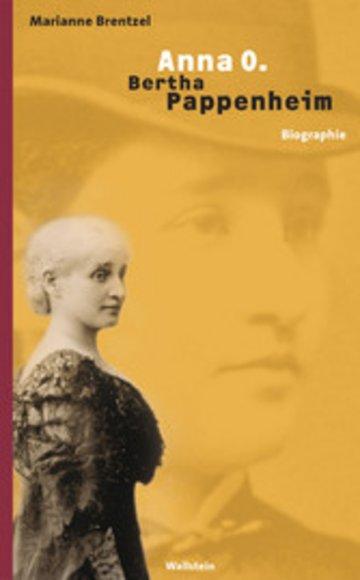 eBook Anna O. - Bertha Pappenheim Cover