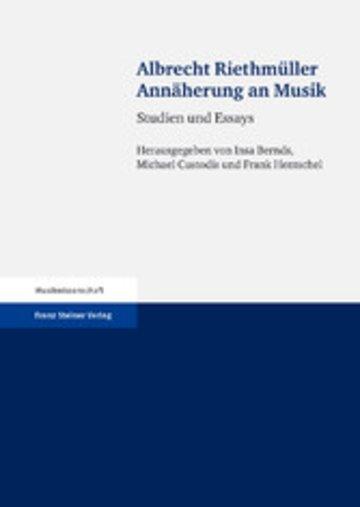 eBook Annäherung an Musik Cover