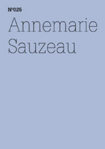 eBook Annemarie Sauzeau Cover