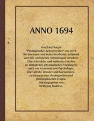 eBook ANNO 1694 Cover