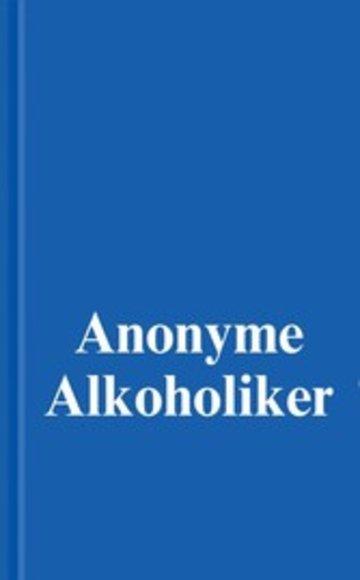 eBook Anonyme Alkoholiker (Das Blaue Buch) Cover