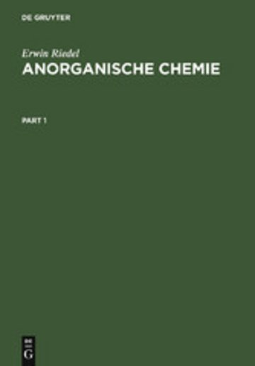 eBook Anorganische Chemie Cover