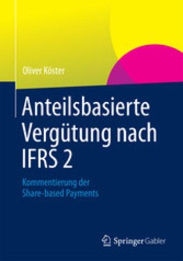 eBook Anteilsbasierte Vergütung nach IFRS 2 Cover