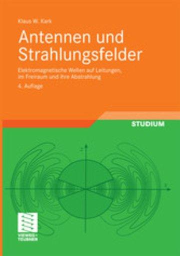 eBook Antennen und Strahlungsfelder Cover