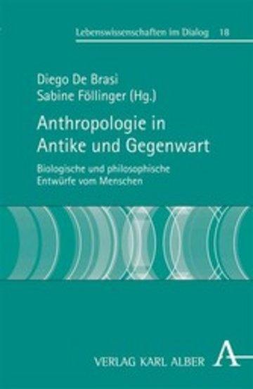 eBook Anthropologie in Antike und Gegenwart Cover