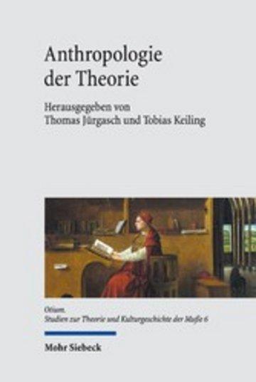 eBook Anthropologie der Theorie Cover