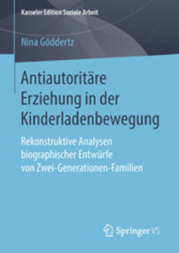 eBook Antiautoritäre Erziehung in der Kinderladenbewegung Cover