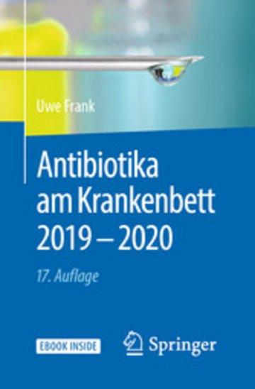 eBook Antibiotika am Krankenbett 2019 - 2020 Cover