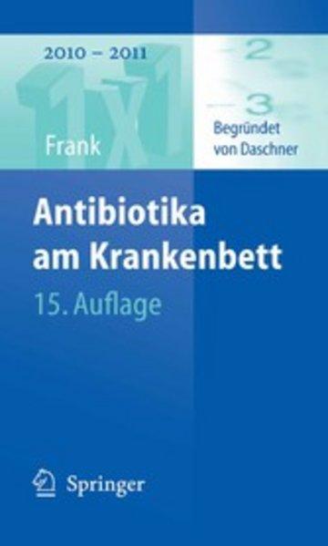 eBook Antibiotika am Krankenbett Cover